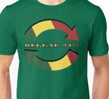 Reggae music 24/7  Unisex T-Shirt
