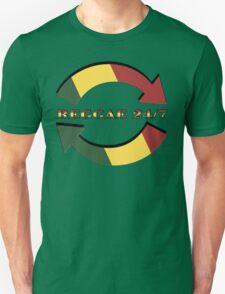 Reggae music 24/7  T-Shirt