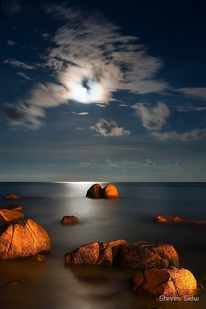 Moonlight Romance  by Steven  Siow