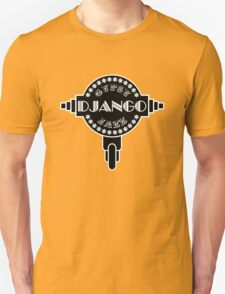 Django Gypsy jazz b&w T-Shirt