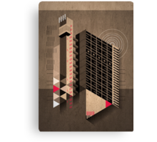Trellick Tower Canvas Print
