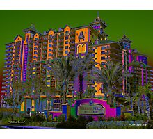 Chateau Destin Photographic Print