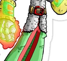 necronius, the necromantic elf... Sticker