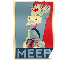 Meep Poster