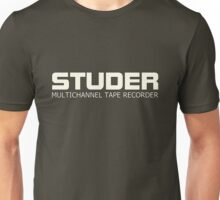 Off White Studer Unisex T-Shirt