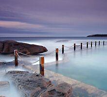 Mahon Pool Sunset by TimboDon