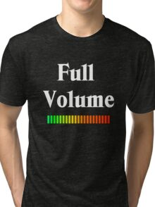 Mono Full Volume  Tri-blend T-Shirt