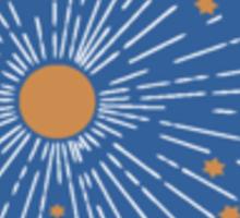 United States Astronautics Agency - Discovery Logo - 2001 Sticker