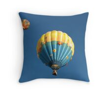 Fish Bowl Throw Pillow