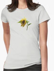 Backlit Sunflower T-Shirt
