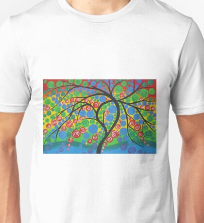 Happiness Tree Unisex T-Shirt