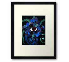 Great Spatial Essence Framed Print