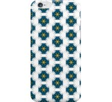 Flower Knight Alt [WHITE] iPhone Case/Skin