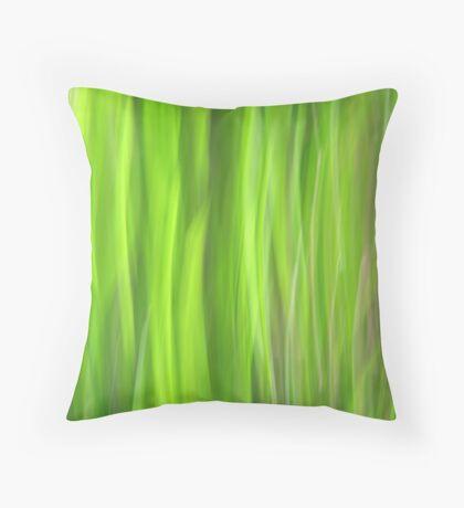 Grass - Light Throw Pillow