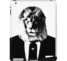 business lion iPad Case/Skin