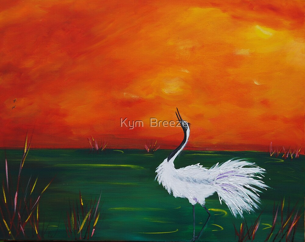 Love's Calling by Kym  Breeze