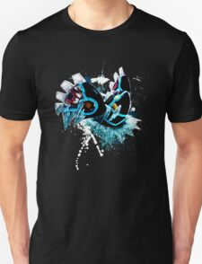 Pokemon - Genshi Kyogre (Blue Background) T-Shirt