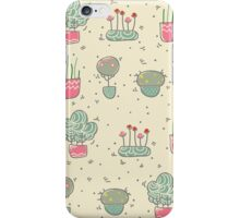 Let's grow up together iPhone Case/Skin