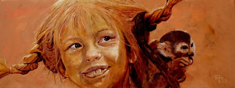 Pippi by ARTito