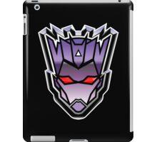 TFxGB - Evil Gozerian (Faction Head) G1 METAL iPad Case/Skin