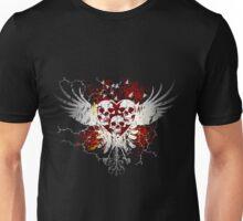 Heart Skulls Unisex T-Shirt