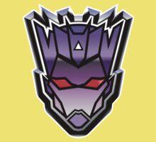 TFxGB - Evil Gozerian (Faction Head) G1 METAL One Piece - Short Sleeve
