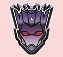 TFxGB - Evil Gozerian (Faction Head) G1 METAL Kids Clothes