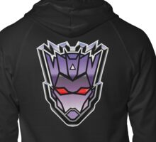 TFxGB - Evil Gozerian (Faction Head) G1 METAL Zipped Hoodie