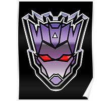 TFxGB - Evil Gozerian (Faction Head) G1 METAL Poster