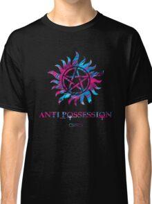 Supernatural Anti Possession Symbol Classic T-Shirt