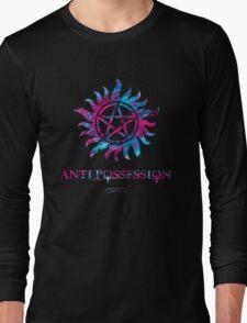 Supernatural Anti Possession Symbol Long Sleeve T-Shirt