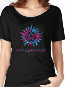 Supernatural Anti Possession Symbol Women's Relaxed Fit T-Shirt