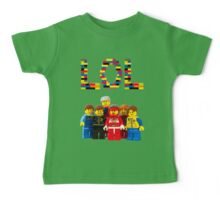 Laugh Out Loud! Baby Tee