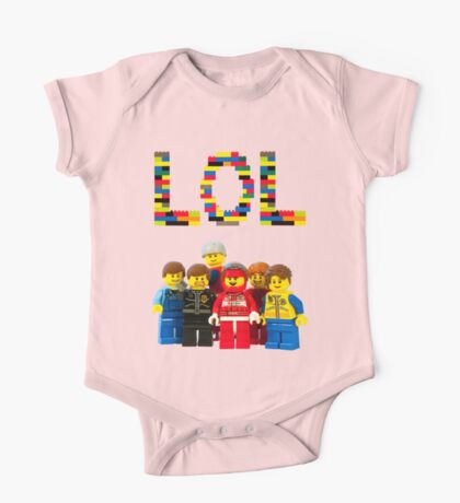 Laugh Out Loud! One Piece - Short Sleeve