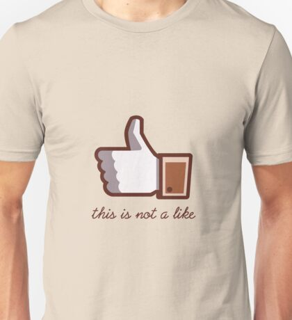 This is not a like - magritte Unisex T-Shirt