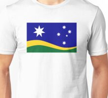 Southern Horizon - The New Australian Flag Unisex T-Shirt