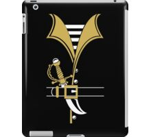 Pirate Outfit Funny Geek Nerd iPad Case/Skin