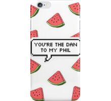Dan to my Phil iPhone Case/Skin
