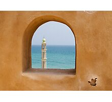 Seaview Barka Photographic Print