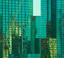 Las Vegas City Center Complex by Habenero