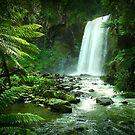Hopetoun Falls by Anuja Manchanayake