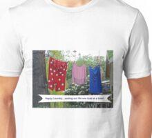 Happy Laundry Unisex T-Shirt