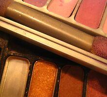 Makeup Series - Eye Shadows by justineb
