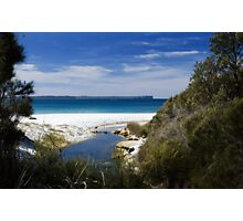 Plantation Beach NSW AUST Photographic Print
