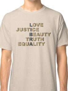 Libran Ideals Classic T-Shirt