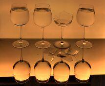 3 glasses by andreisky