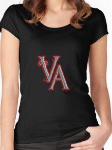 VA Women's Fitted Scoop T-Shirt