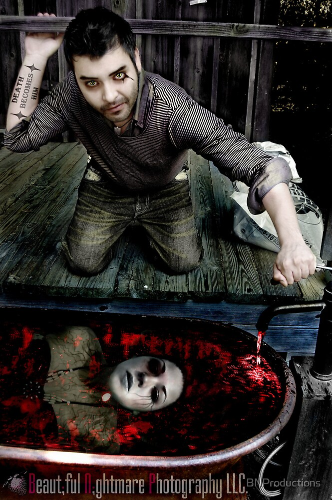 Death Becomes Him by BNProductions