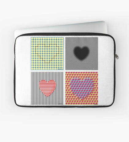 Is Love An Illusion? Laptop Sleeve