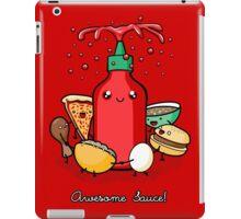 Awesome Sauce iPad Case/Skin